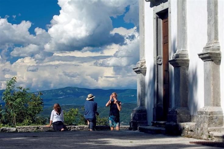 Explore the diversity #istra #istria #croatia #adriatic #sea #gracisce