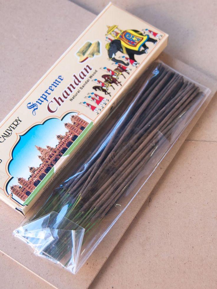 Premium Sandalwood Incense