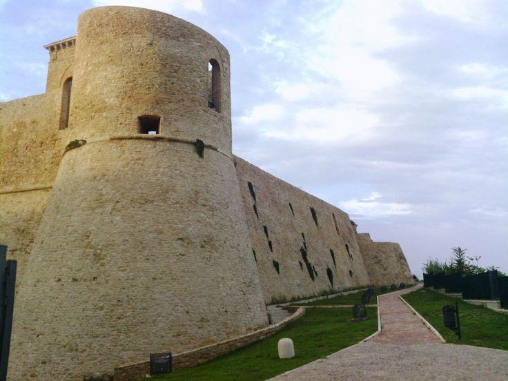 Aragonese Castle of Ortona - Chieti