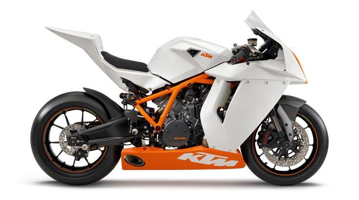 2012-2013- KTM 1190 RC8R Track