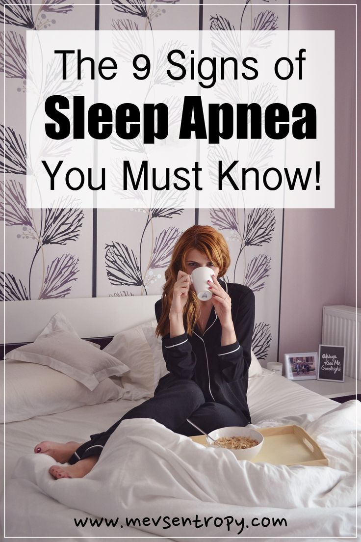 9 Signs of Sleep Apnea that are easy to spot