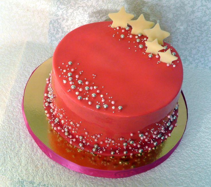 Сразу несколько тортов с зеркальной глазурью. от пользователя «id1764159» на Babyblog.ru