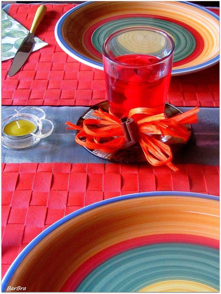 Colori e sapori ... collage animato per una tavola rustica, ma non troppo ... http://ilmioblogdiprova.over-blog.it/2014/03/in-tavola.html