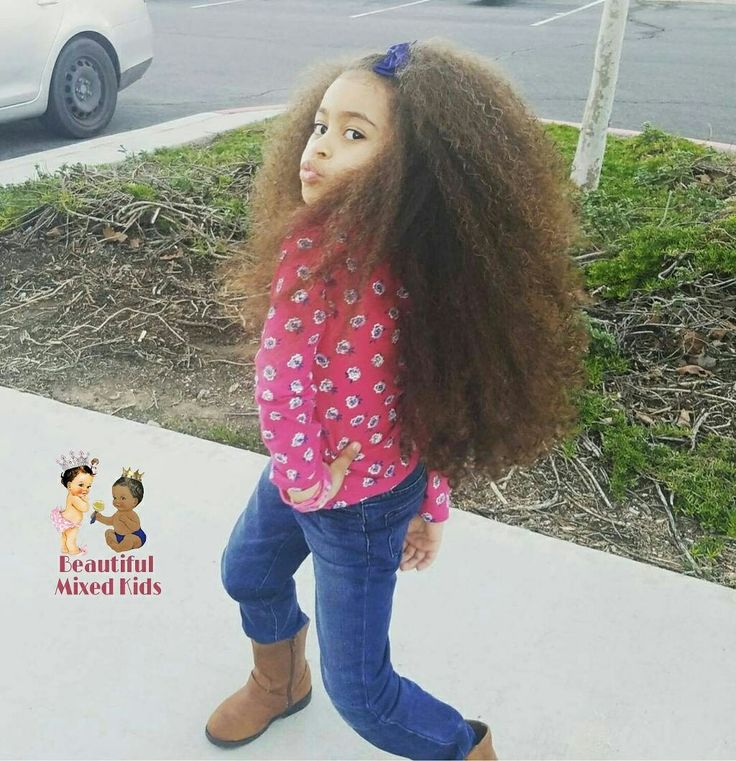 Aliyah 4 Years Costa Rican Amp African American Mixed