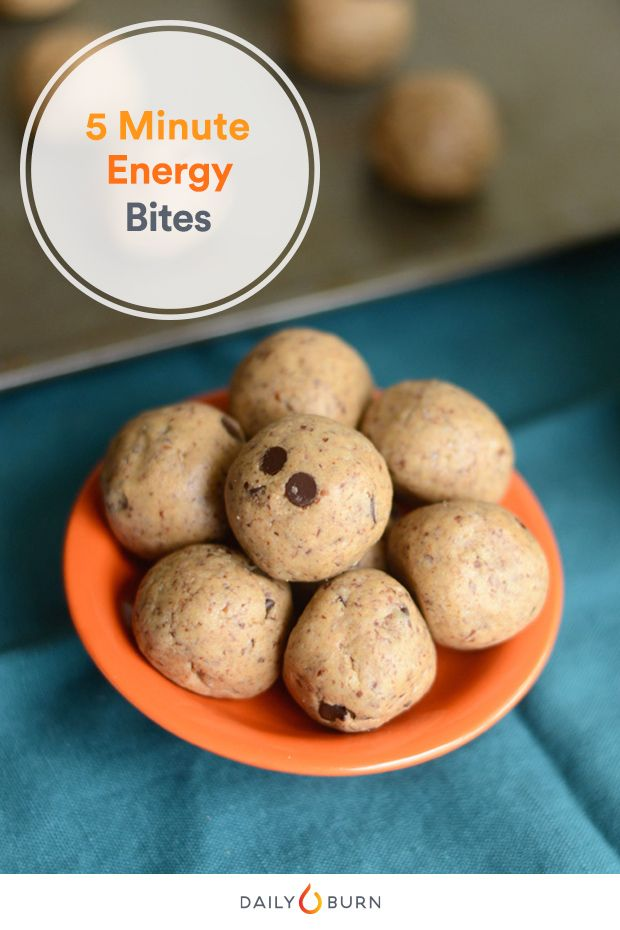 Simple energy bites. Not the correct picture!!