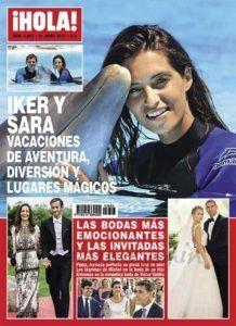 El Kiosko Rosa… 14 de junio de 2017: revista Hola