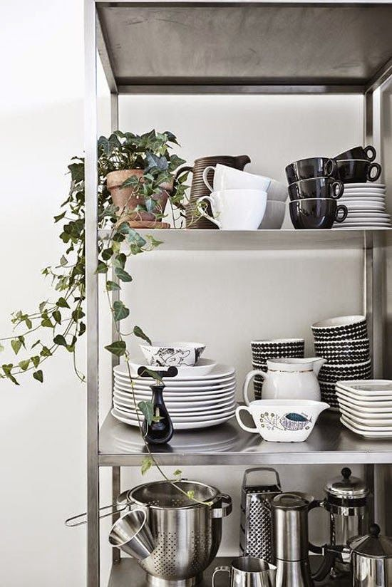 The fabulous Finnish home of a creative duo Part III (via Bloglovin.com )