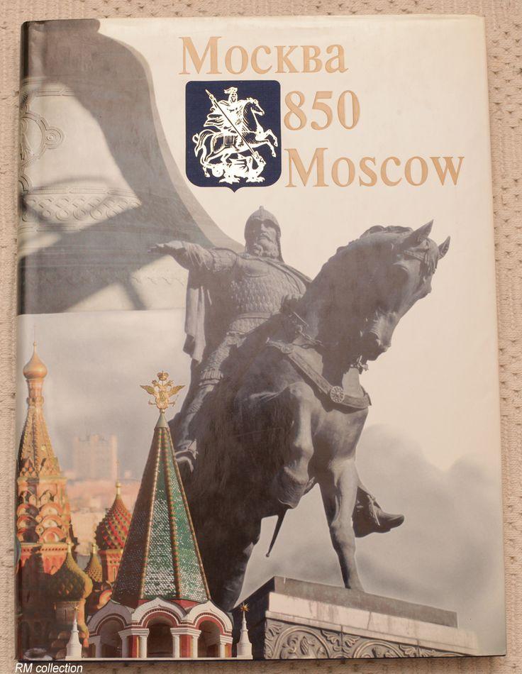 Moscow 850 album