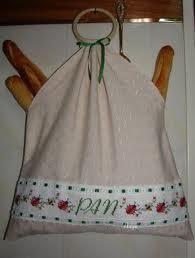 Objetos en desuso: la bolsa del pan