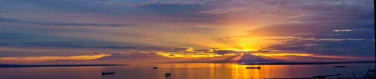 panorama @ Thermaikos Thessaloniki Macedonia northern Greece