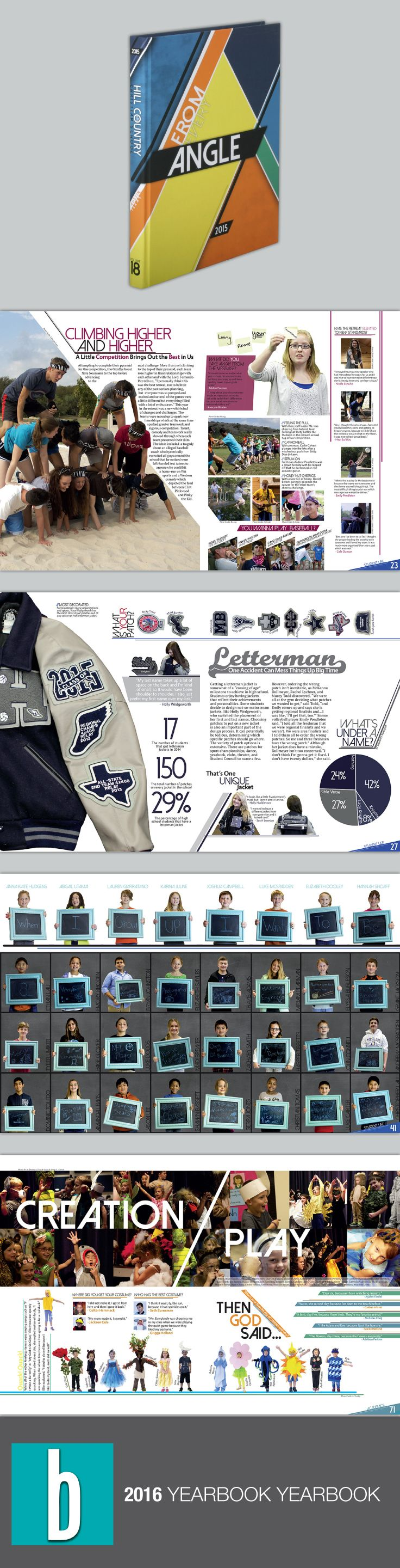 Classroom Yearbook Ideas ~ Best yearbook layouts ideas on pinterest