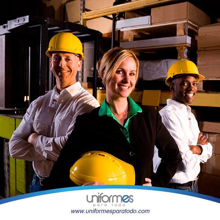 ¡La seguridad es primero! Déjanos ayudarte a crear un uniforme que se ajuste a tus necesidades. #UniformesParaTodo #Seguridad #TrabajoIndustrial #Diseño  www.uniformesparatodo.com