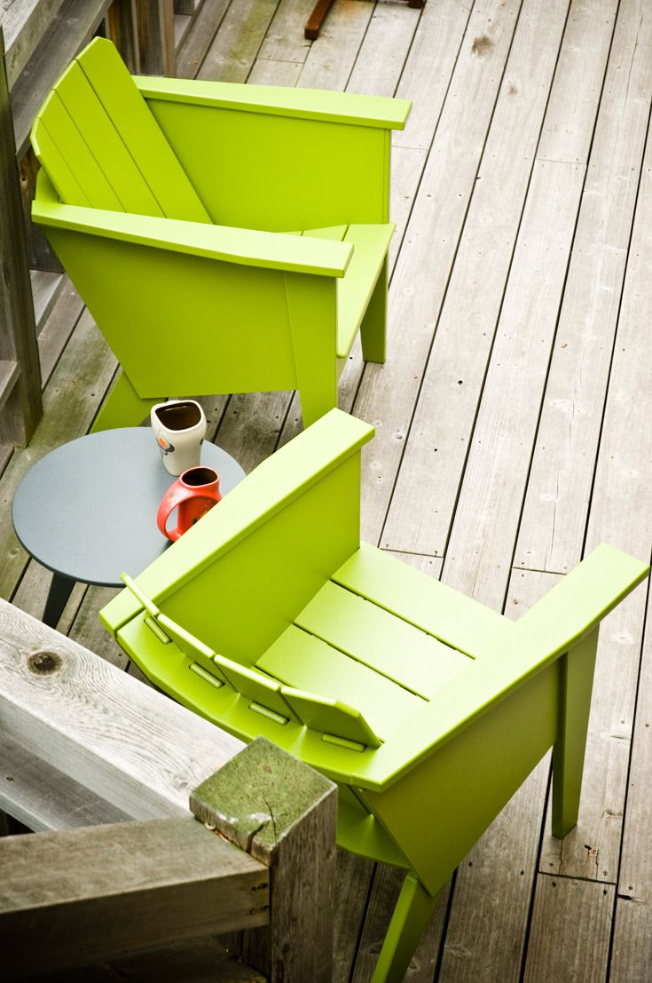 Deck Chair   Seating   Furniture   By Loll Designs   Designed By Brendan  Ravenhill With Loll. Made From 100 % Recycled Plastics, Mainly Milk Jugs!