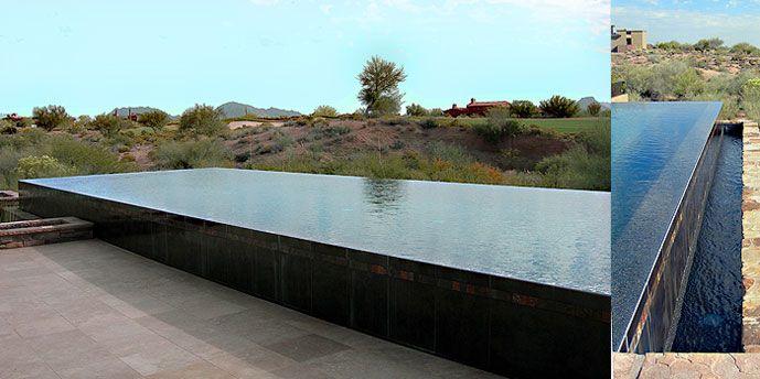 Overflow Swimming Pool Design | Home Design Ideas