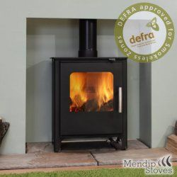 Mendip Loxton 5 - 4.6kw Defra Multifuel Woodburning Stove  http://www.woodburningstovesandflues.co.uk/MendipStoves/Loxton54.6kwMultifuelStove