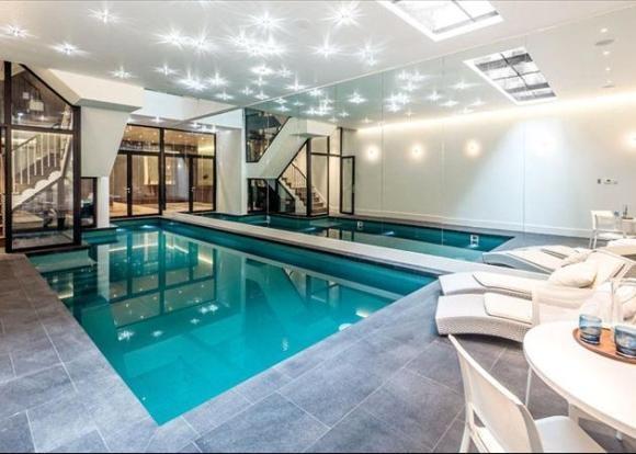 basement cool pools pinterest