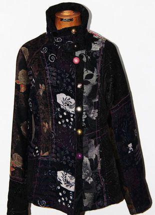 À vendre sur #vintedfrance ! http://www.vinted.fr/mode-femmes/autres-manteaux-and-vestes/25367821-veste-style-desigual-38