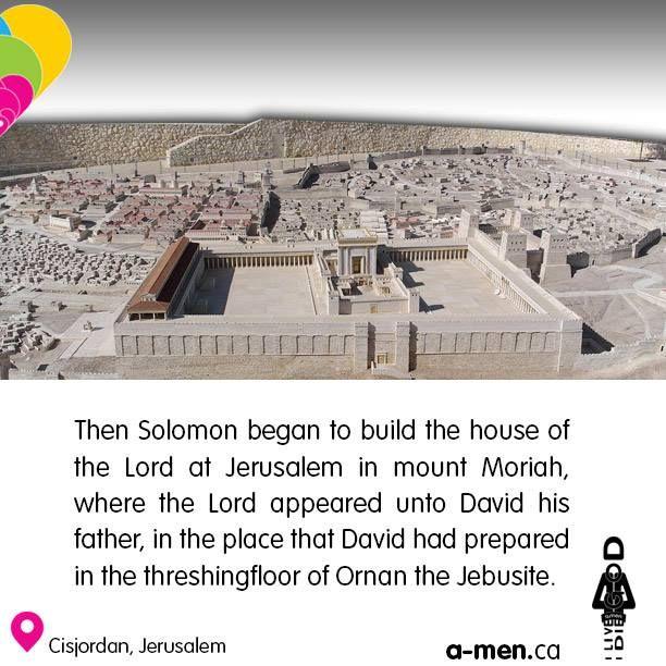 Cisjordan, Jerusalem http://www.a-men.ca/ http://www.fb.com/a.men.ca #amen