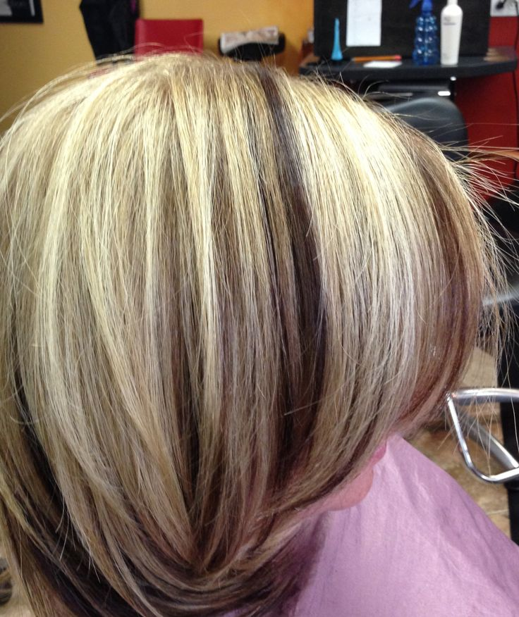 Blonde highlights and lowlights | resh | Pinterest