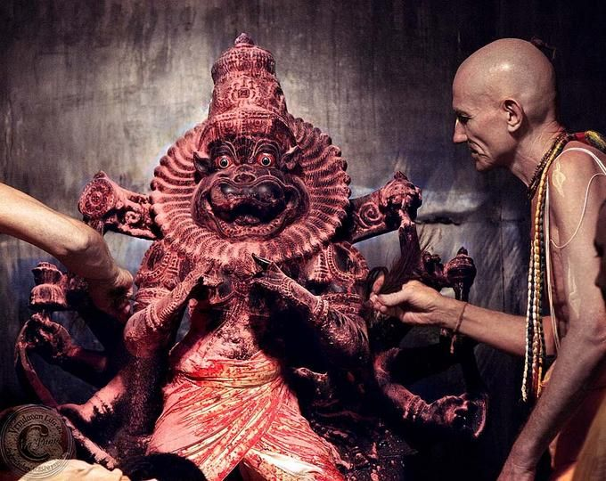 Ugra Narasimha Mayapur