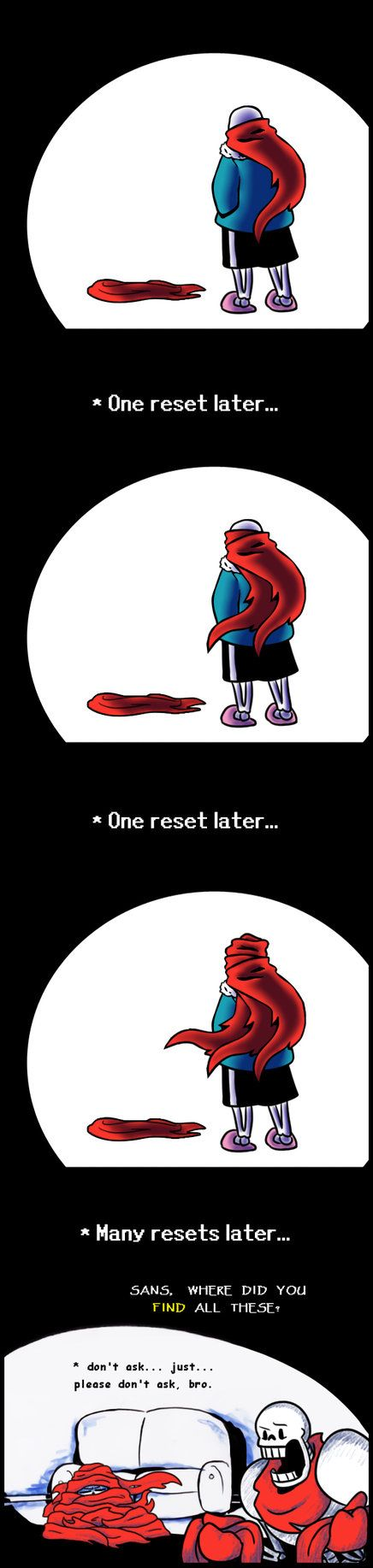 sans and papyrus - Is This How Aftertale Ends? by Whimsy-Floof on DeviantArt