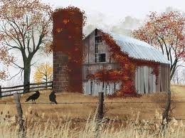 The Old Barn - Billy Jacobs