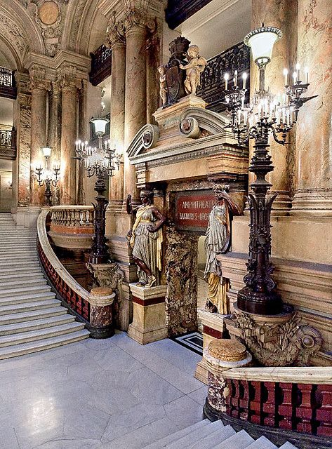 Opera Garnier Paris, Paris Opera House, Photos, France, Historic  Architecture, Photo Upload, Photo Storage, Concert Hall, Versailles