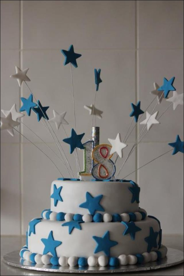17 best images about starburst cake toppers on pinterest for 18th cake decoration