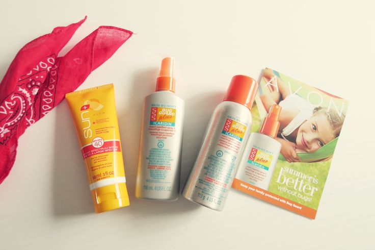 Take Back the Great Outdoors! -AVON The warm weather has finally arrivedin Toronto.! Avon has the skincare protection you need this summer. There's Skin So Soft Bug Guard Plus Icaridin Inse…