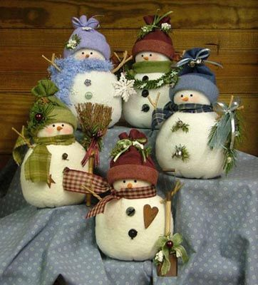 You can never have to many snowmen