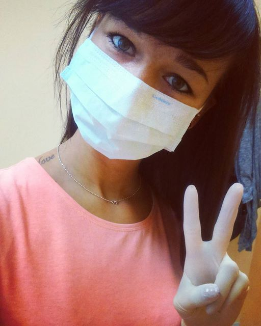 surgical masks and gloves   photo