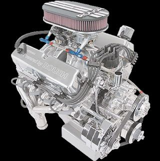 19 best roush engines images on pinterest engine motor engine and roush 427 sr cobra engines this roush deck dart engine can be installed in your component car publicscrutiny Gallery