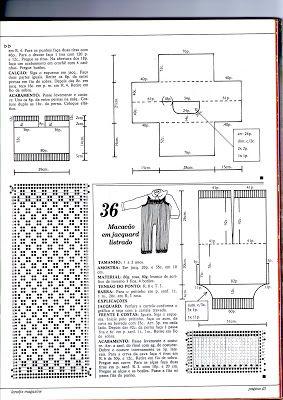 J&C Criacoes & Artes: receitas de trico a maquina