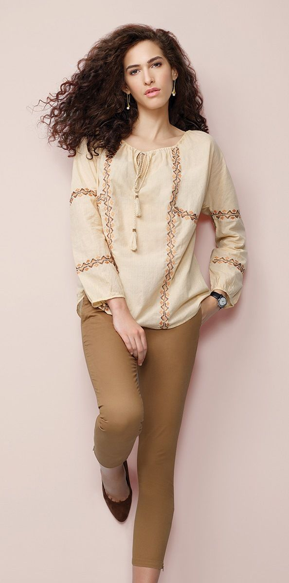 #tie-up #top #casual #Fabels #Fabindia #day
