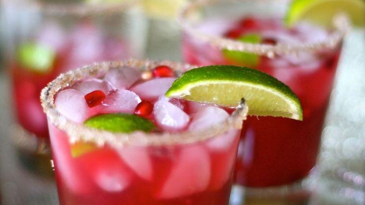 Recette de Candice : Cocktail d'été sexy à la grenade