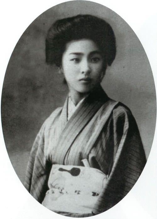 Teiko Aoi (Miss contestants of the Meiji era, the Meiji era beauty ranking) 青井テイ子(明治のミスコン出場者、明治時代の美人ランキング)