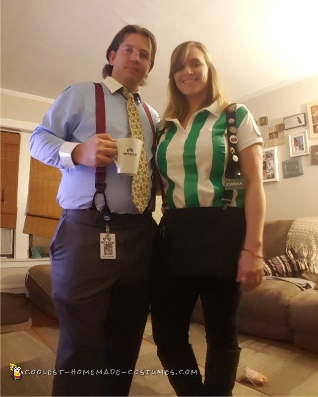 Office Space Movie Couples Costume  Movie Couples -1758
