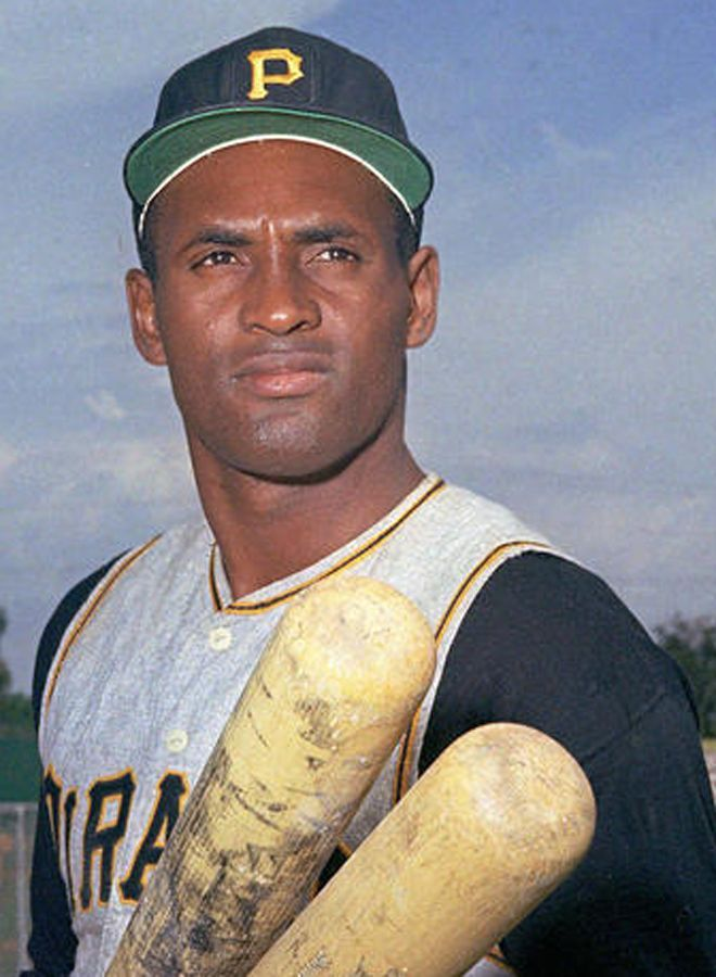 Life of Latino baseball legend Roberto Clemente to be made into film