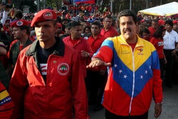 Asesinan a tiros a uno de los escoltas de Maduro -