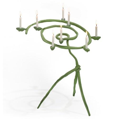 Anthologie Quartett Metal Garden Lilian Kerzenleuchter