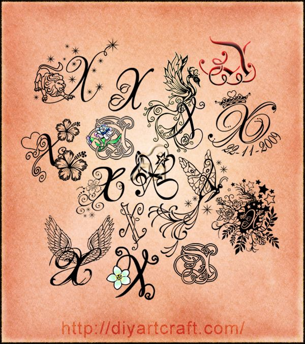 107 best letters tracing tattoos images on pinterest for Letter tattoos on hand