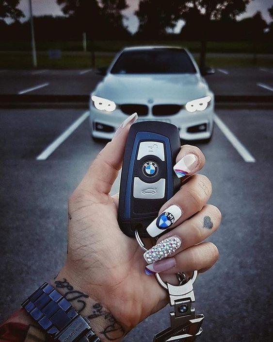 Silikon 3 Knopf-Fernschlüsselanhänger-Abdeckungs-Fall-Haut für BMW 1 2 3 5 7 … – auto