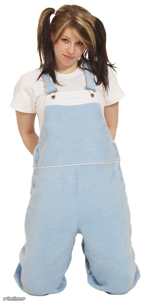 Adult Baby Overalls 51