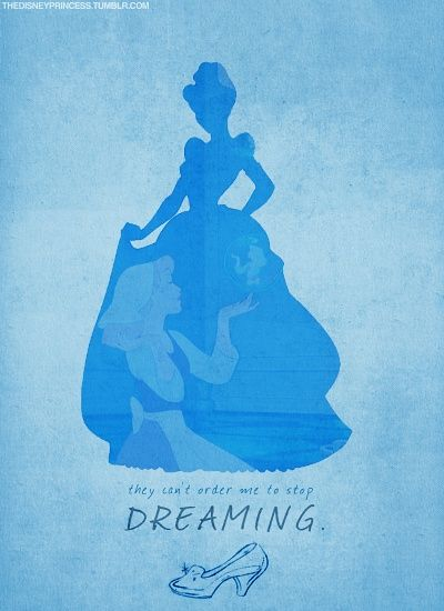 Would be pretty cool as a tat with custom stuff of course. Love Cinderella! :)