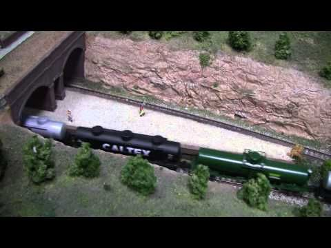 AMRA NSW Branch Model Train Show Open Day, 5th April 2014...
