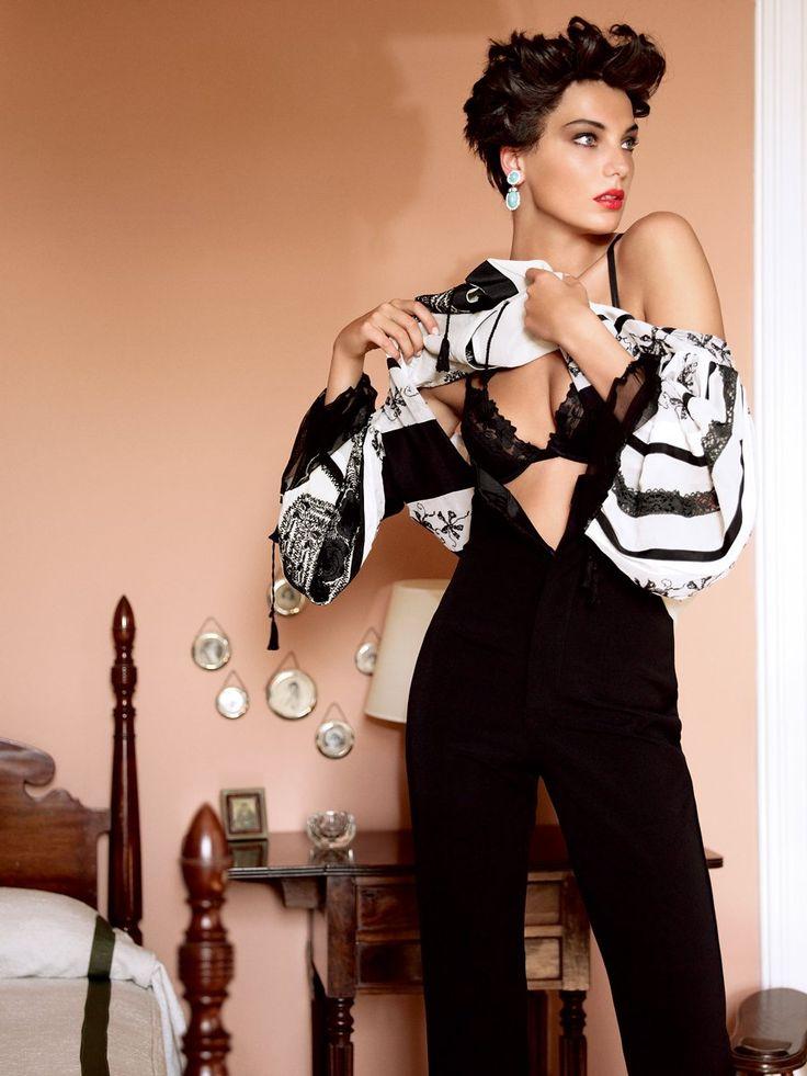 How to Wear Underwear as Outerwear: Jennifer Zuccarini of ...
