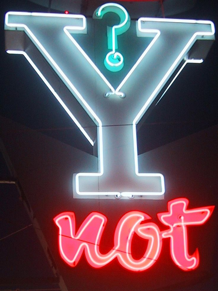 ?                                                                                                                 Y                                                                                                                  not                                                                                                                   NEON SIGN                                                                                                                   ๑෴MustBaSign෴๑