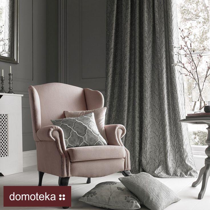 Dekoracja okna to tło dla mebli i innych dodatków. Sięgnij po prace Fantazji okiennych i odmień swój salon!