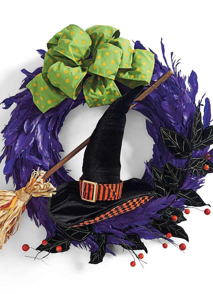 494d9a8607d94f5de1df7739405a672c halloween wreaths fall wreaths
