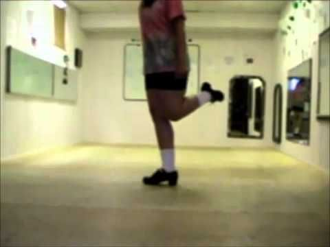 how to do a drum in irish dance